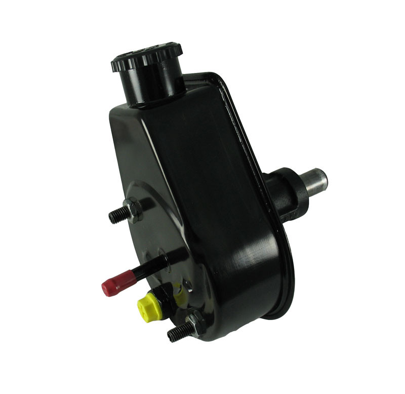 P S Pump 75 91 Jeep Saginaw Self Contained Style Black