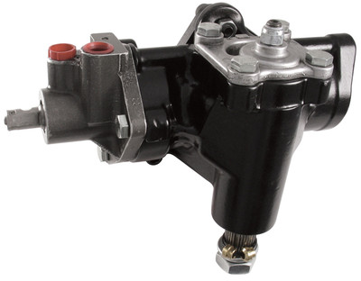power steering conversion box 58 64 chevy delphi 600 remanufactured. Black Bedroom Furniture Sets. Home Design Ideas