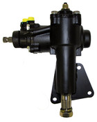 Power Steering Conversion Box, 52-64 Ford Full-Size Cars, Includes Pitman Arm.