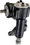 "Steering Box, Manual, 67-70 Mustang 20:1, 1-1/8"" Sector, 3/4-36 Input, Reman."